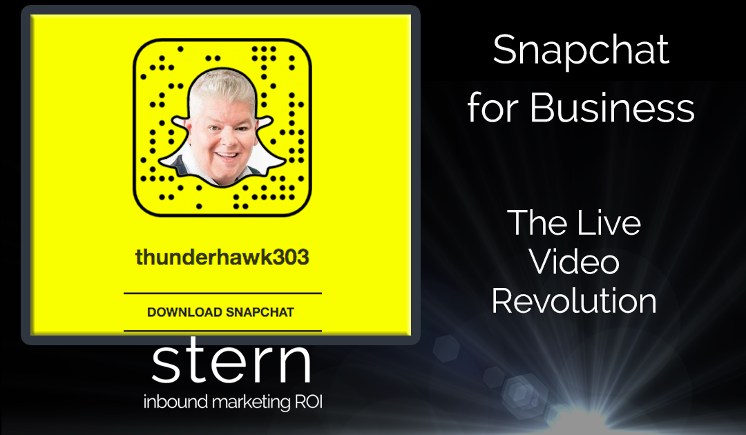Snapchat For Business Denver And Beyond
