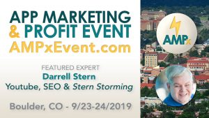 Darrell Stern Speaks at Learn How To Leverage and Profit From The Mobile App Space In Your Business