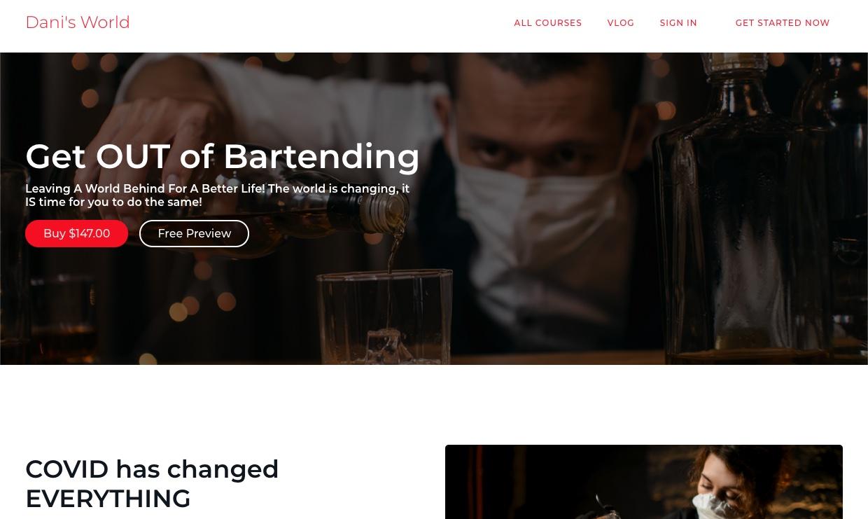 Dani Fatizzi Online Course by Stern Marketing