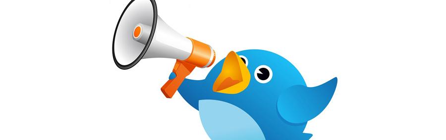 twitter and social media marketing