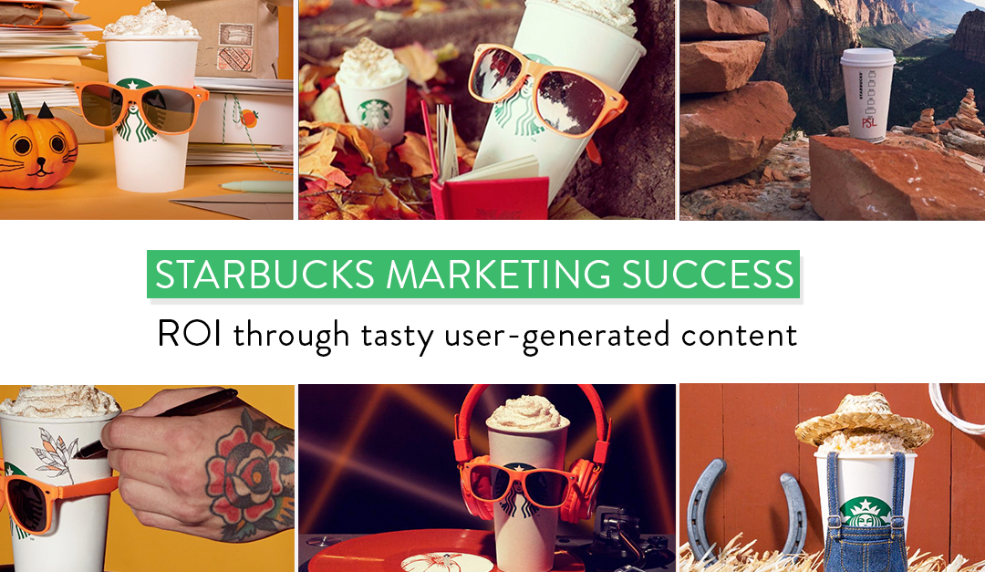 What brands can learn from Starbucks' use of UGC