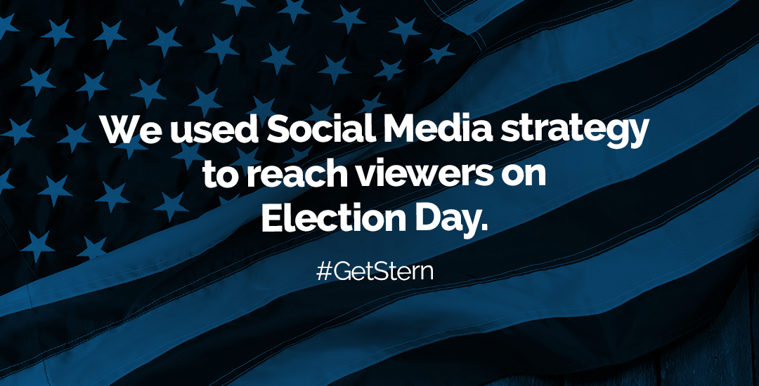 How we used a social media marketing strategy to reach viewers on Election Day