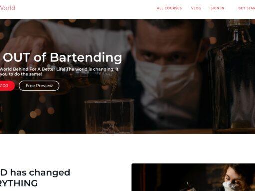 Dani Fattizzi Get out of bartending
